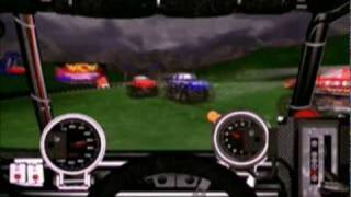 MTM2 Monster Truck Madness 2 - trailer