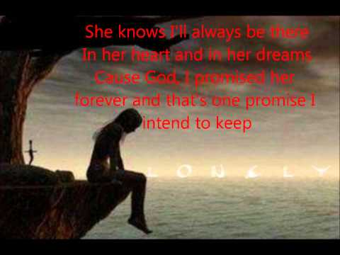 Saving Amy by Brantley Gilbert with lyrics on screen