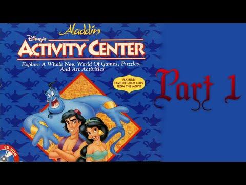 Whoa, I Remember: Aladdin Activity Center: Part 1