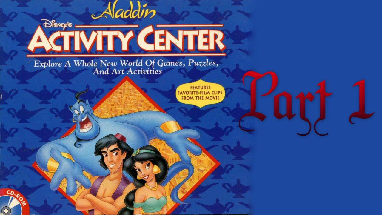 whoa i remember aladdin activity center part 1 youtube