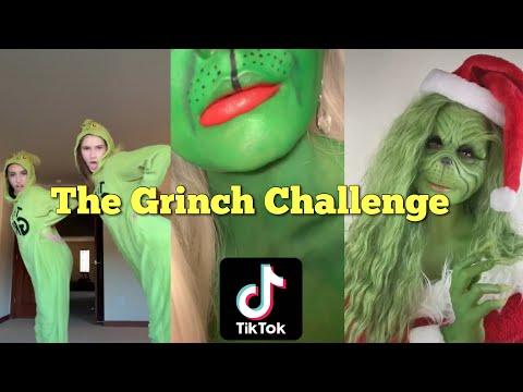 Tik Tok Grinch Challenge | The Grinch Tiktok Compilation Video
