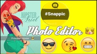 #SnapPic - Photo Editor
