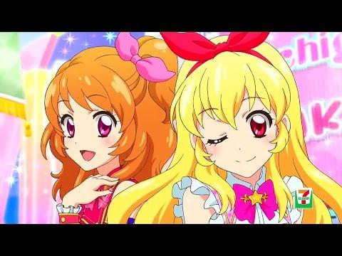 (AMV)Aikatsu!Idol Activity!Cosmos(Ichigo & Akari)- My Special Full Version ♥ (アイカツ)