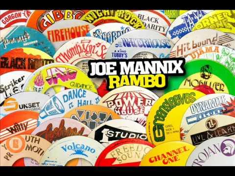 Joe Mannix - Rambo (Shank I Sheck)