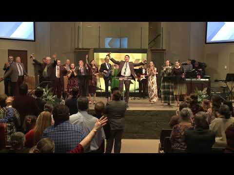 """Holy Ghost Rally,"" March 2, 2018 – Pastor Jonathan Haygood"