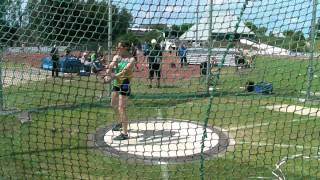 2013 THROWS Highlights Bays Cougars 60th jubilee Auckland 30-11-2013
