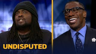 Wale joins Skip and Shannon to talk Redskins, Cowboys, LeBron and more | UNDISPUTED