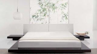 Пустота всемогуща ! Японский Дизайн спальни