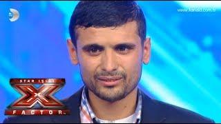 """Ahmet Aslan Performansı - """"Seni Sana Bırakmam"""" - X Factor Star Işığı"""