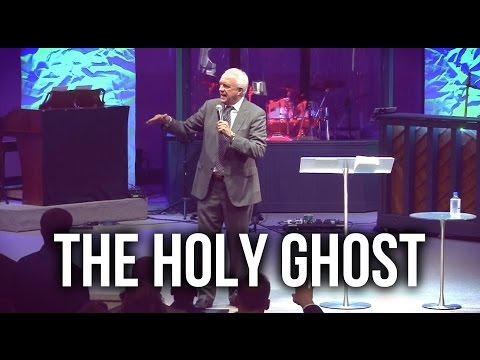 """The Holy Ghost"" – Anthony Mangun"
