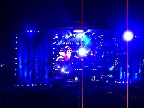 Chicago July 21st 2009 - Elton John Billy Joel Wrigley Field