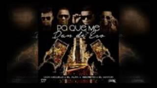 Don Miguelo Feat Secreto & El Alfa El Mayor - Pa Que Me Da De Eso  (Official Remix)