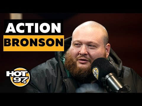 Action Bronson Keeps It REAL On Vice: 'I'm Ready For A New Chapter' + 'White Bronco'
