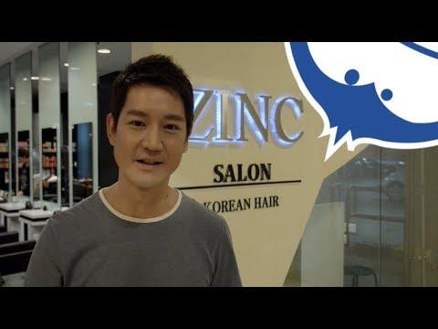 Korean Hair Salon in Singapore