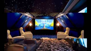 Home Theater Ceilings Ideas