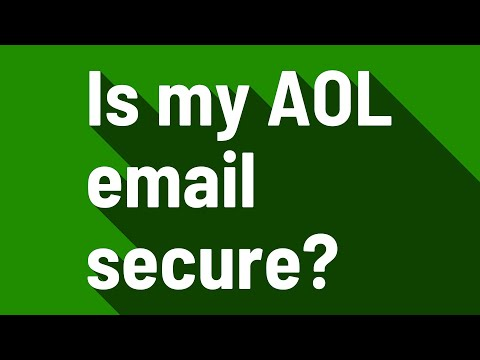 is-my-aol-email-secure?