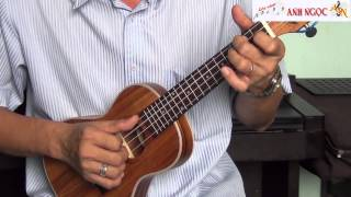 Dona Dona Ukelele cover_Fingered