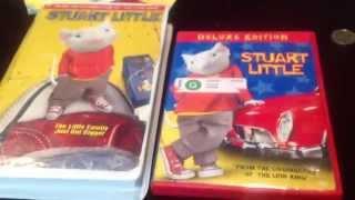 Comparison Video: 2 Different Versions of Stuart Little (1999)