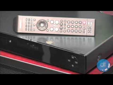 Samsung BD-P1500 Blu-ray DVD Player Review