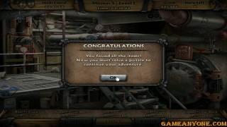 [CG] Amazing Adventures: The Caribbean Secret (PC) [HD] Mission 5 - Level 1: Engine Room