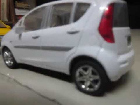 Hyundai I10 Fludic Scale Model By Centy Toys Youtube