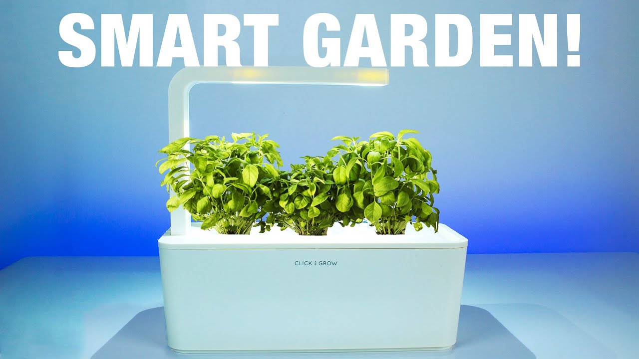 smart garden review youtube. Black Bedroom Furniture Sets. Home Design Ideas