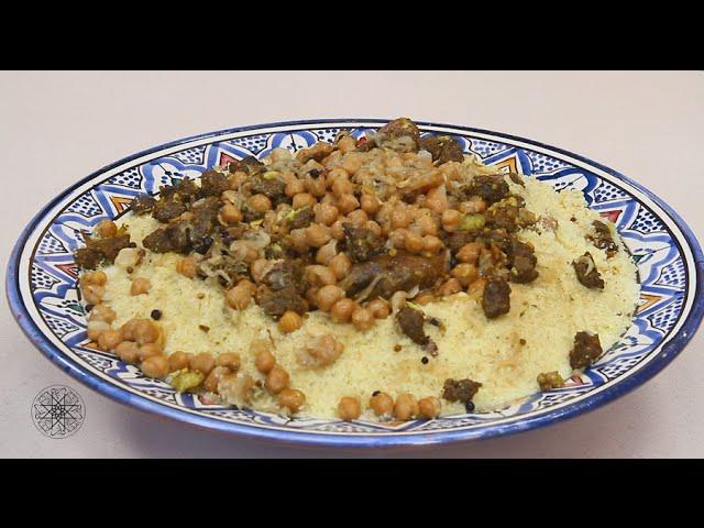 Choumicha : Couscous aux M