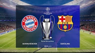 This video is the gameplay of uefa champions league final 2019 barcelona vs bayern munich suggested videos 1- - manchester c...