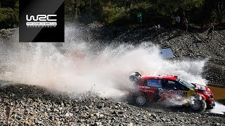WRC - Rally Turkey 2019: TOP 5 Moments