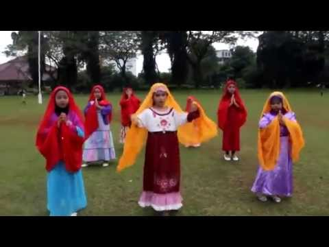 jegesya harahap_assalamualaikum lagu religi muslim anak indonesia 2014