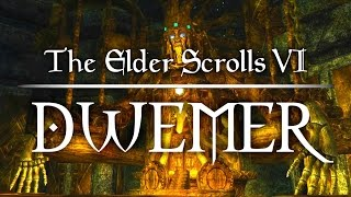 Will the DWEMER Return in ELDER SCROLLS VI? (TES 6 Discussion)