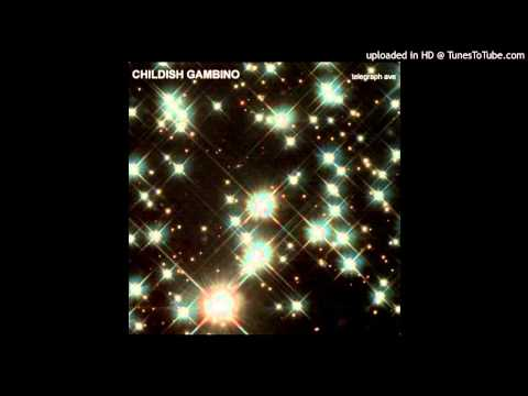 Childish Gambino - Telegraph Ave (Instrumental)