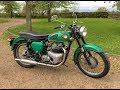 BSA A7 1961 500cc for Sale
