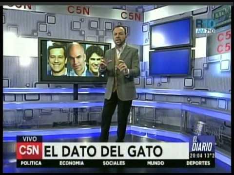 C5N - POLITICA: EL DATO DEL GATO