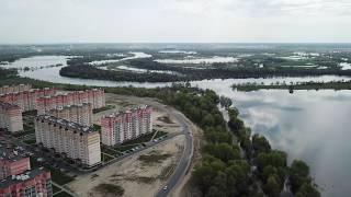Гомель район 'ШВЕДСКАЯ ГОРКА' (DJI MAVIC Pro)