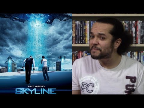 THE MOVIE ADDICT REVIEWS Skyline (2010)