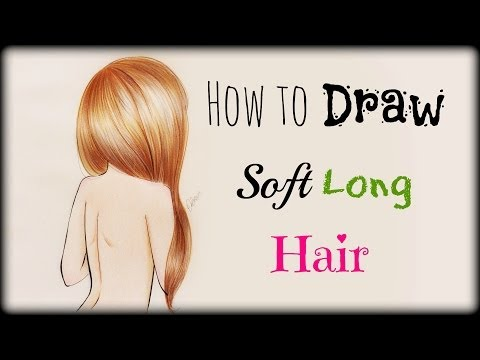 drawing-tutorial-❤-how-to-draw-and-color-soft-long-hair