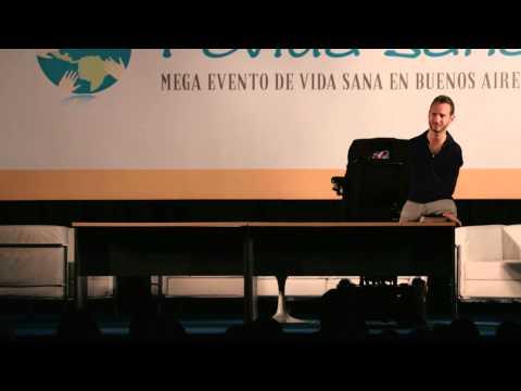 Nick Vujicic Argentina Talk