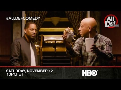 History of All Def Comedy w/ Russell Simmons & Tony Rock Mp3