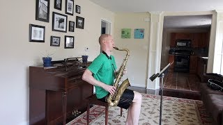 vlog42 larry teal daily studies for saxophone