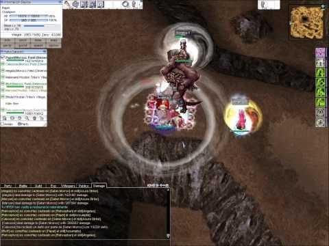 Satan Morroc Quest Kill 10 min with Champions
