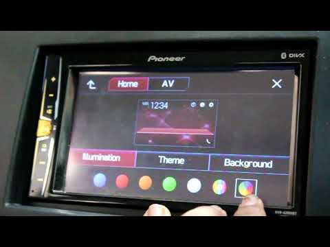Pioneer mvh-A209vbt all you need to know   functions and features