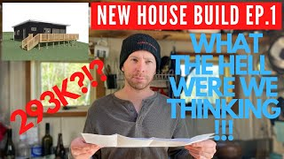 New House Build In Nz 🏠 Ep.1 Design And Cost