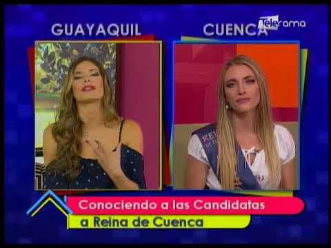 Camila Ullauri y Paula Salamea
