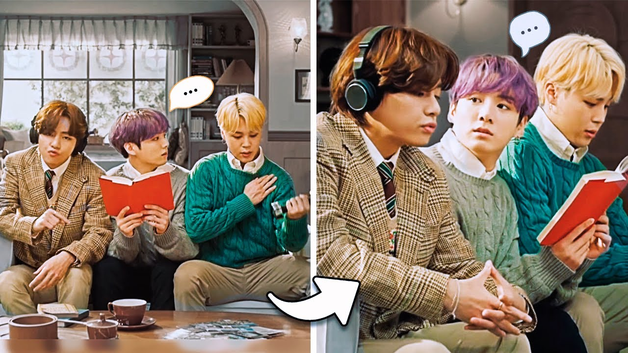 How Maknae Line Treat Each Other