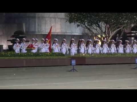 Lễ hạ cờ