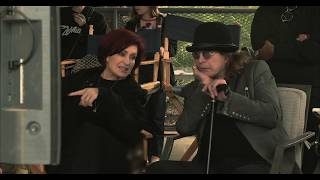 "Baixar OZZY OSBOURNE - Behind The Scenes of ""Under the Graveyard"""