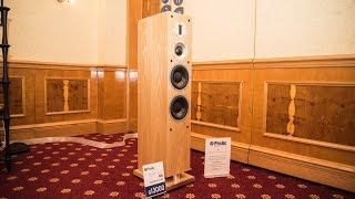 The Esoteric room with ProAc K6 Speakers at the Bristol Sound & Vision Show 2017