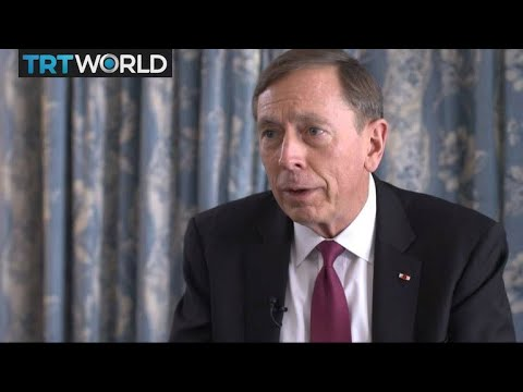 One on One: Interview with David Petraeus, Former CIA Director