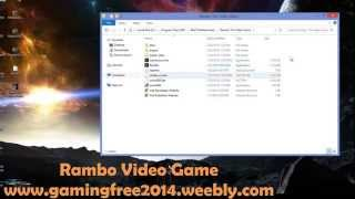 Rambo The Video Game Download Free [PC - XBOX 360]